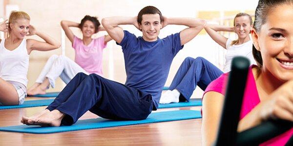Permanentka na 5 tréninkových lekcí pro ženy i muže