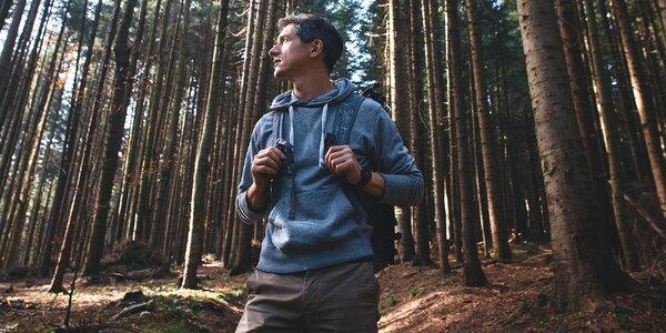 Outdoorový zážitek pro 2–5 lidí s dobrou orientací