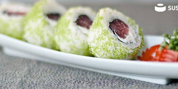 Sushi s sebou – 48 kousků dle vlastního výběru!