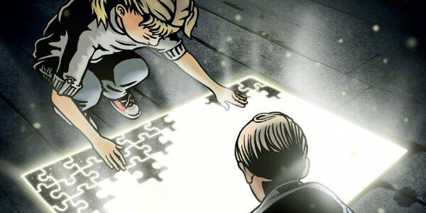 Kouzelná úniková hra Pokoj pro děti od 5 do 14 let