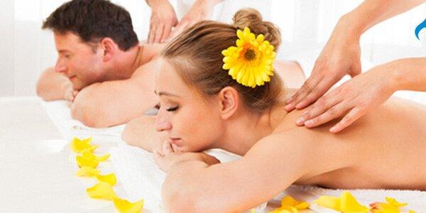 Vzrušující tantrická masáž pro pány i dámy