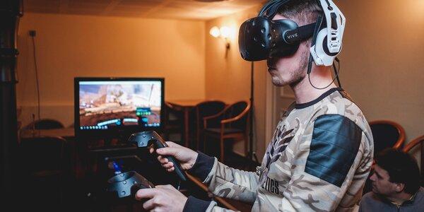 Virtuální realita doma: zapůjčení příslušenství vč. her
