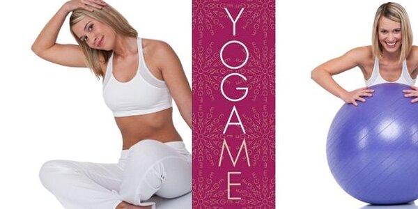 Jen 195 Kč za 2 libovolné lekce jógy nebo pilates v YogaMe. SLEVA 57%