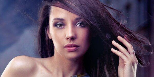 Balíčky kadeřnické péče pro ženy - střih, barva, melír, trvalá