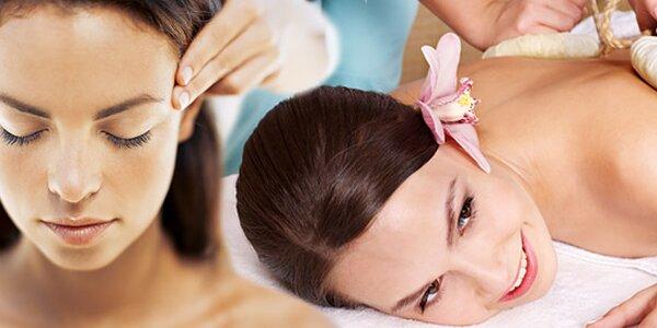 90minutová relaxační masáž od zkušeného terapeuta