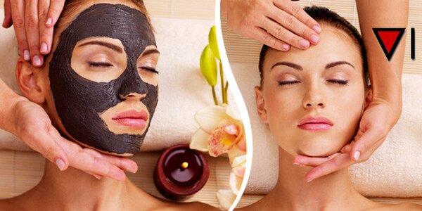 Maska z perel a masáž měšci. Luxusní dárek!