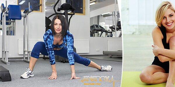 Jednorázový vstup do Energy fitness studia