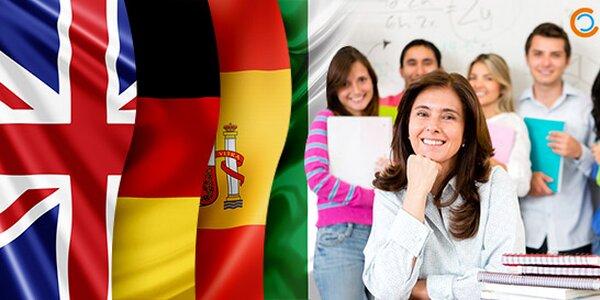 Trimestrální a intenzivní víkendové kurzy cizích jazyků