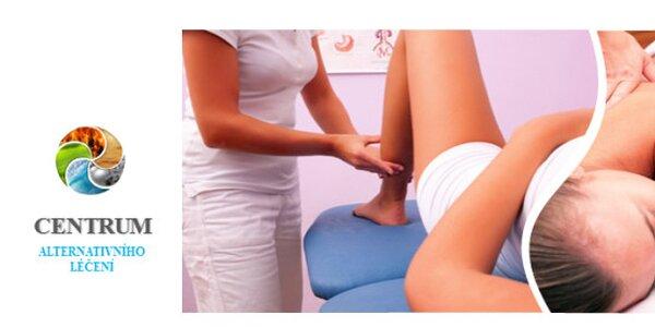 Tradiční čínská masáž Tuina v délce 60 minut
