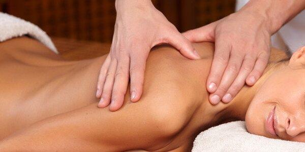 Léčebná masáž od tureckého maséra dle vlastního výběru