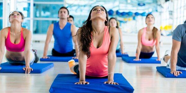 2měsíční kurz Hatha jógy nebo Zen jógy - energie i zdraví