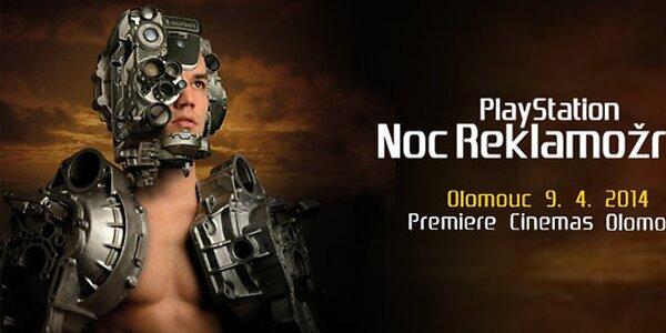 Exklusivní Noc reklamožroutů v Premiere Cinemas v Olomouci