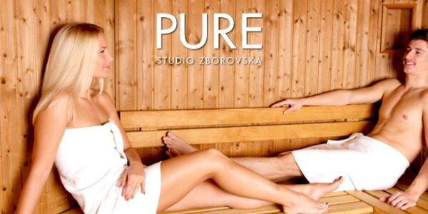 Privátní saunový rituál až pro 4 osoby (75-90 min)