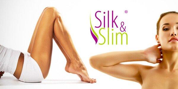 Fotoepilace nejmodernějším přístrojem v Silk&Slim
