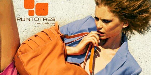 Puntotres (kožené kabelky)