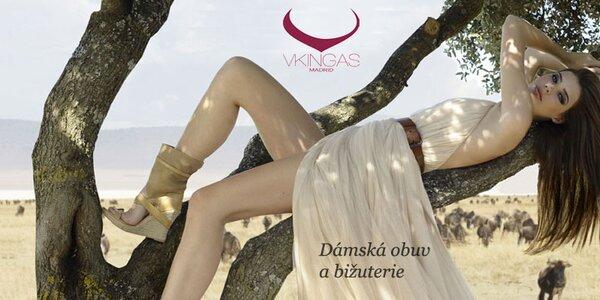 Vkingas (dámská obuv, bižuterie)
