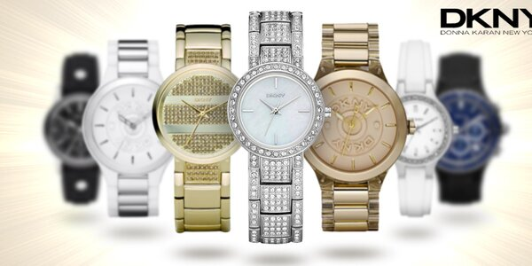 DKNY (dámské a pánské hodinky)