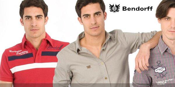 Bendorff (pánská trička, košile, kalhoty)