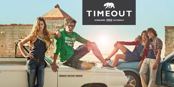 TIMEOUT (dámské a pánské oblečení)