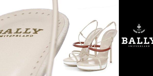 Bally (dámská obuv, šátky)