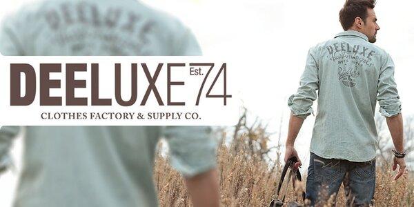 Dee Luxe Jeans (pánská trička, košile, kalhoty)