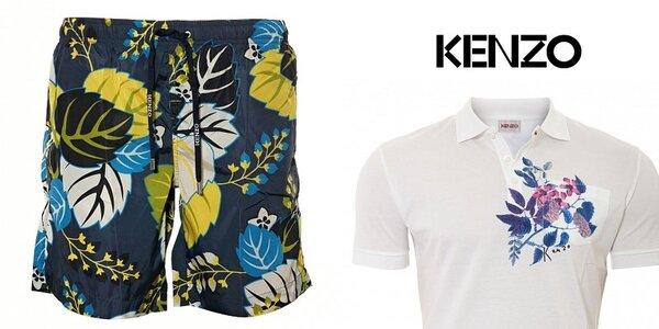 Kenzo (pánské plážové oblečení)