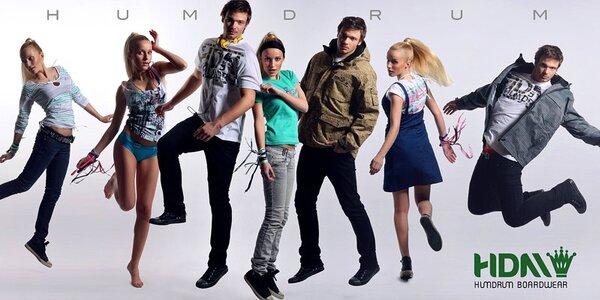 Humdrum Boardwear (dámské a pánské oblečení)