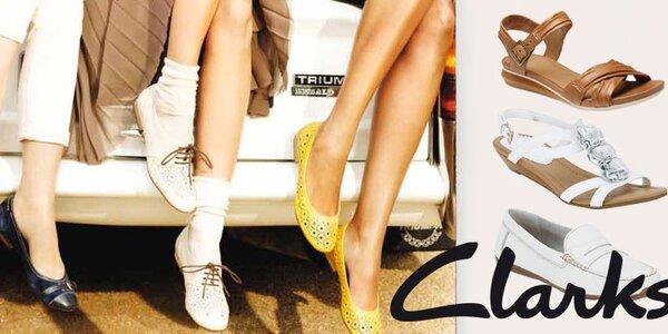 Clarks (dámské boty)