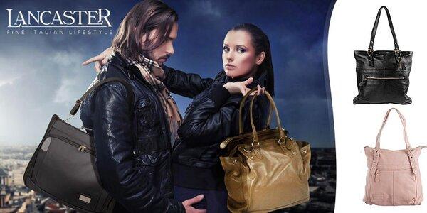 Lancaster (dámské kabelky a peněženky, pánské tašky)