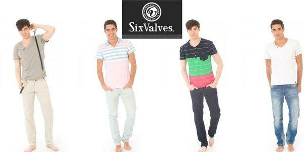 Pánská trička, kalhoty a bermudy SixValves