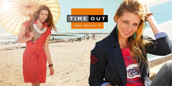 Dámské oblečení Timeout - letní pohoda a svěží styl