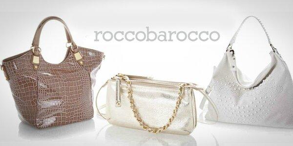Roccobarocco - objevte perlu mezi kabelkami