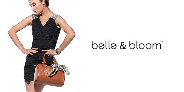 Originální kabelky Belle & Bloom - kožená krása z Austrálie