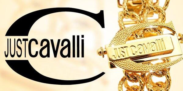 Luxusní šperky Just Cavalli vás dostanou svou mystickou krásou
