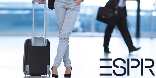 Barevné kufry Esprit - cestujte s noblesou