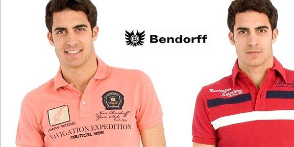 Pánské oblečení Bendorff - ležérní jižanský styl a elegance
