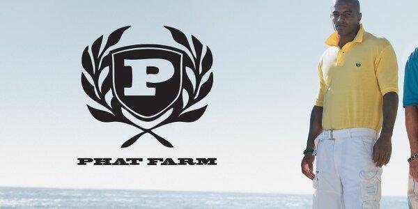 Pánská trička a mikiny Phat Farm - pro všechny, co mají hip hop v těle