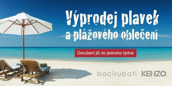 Výprodej dámských a pánských plavek David, Vacanze Italiane, Bacirubati