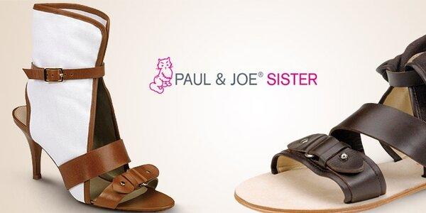 Dámské boty Paul & Joe Sister jsou šarmantní a chic