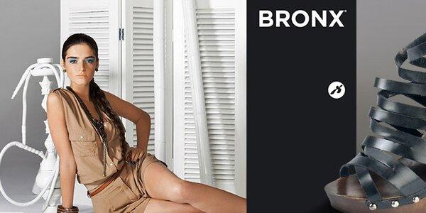 Dámské boty Bronx - originální design a netradiční střihy