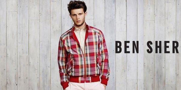 Ben Sherman - elegantní pánská móda v britském stylu