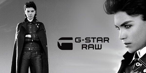 G-Star Raw - stylová dámská džínová móda