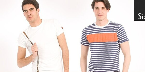 SixValves - ležérní španělská móda pro muže