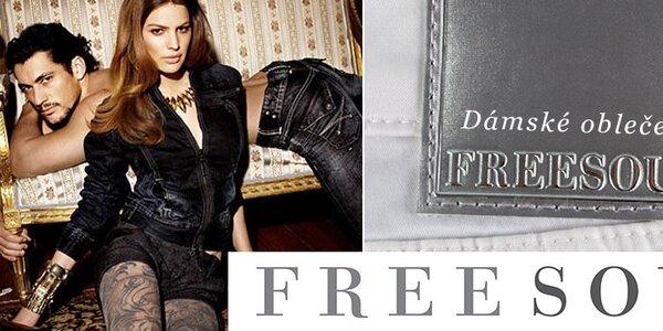 Dámské oblečení Freesoul - ležérní italská elegance