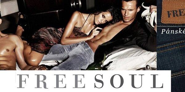 Pánské oblečení Freesoul - ležérní italská elegance
