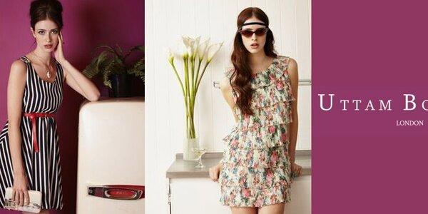 Uttam Boutique - barevná móda inspirovaná Dálným východem