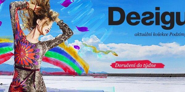 Desigual - nová duhová kolekce podzim/zima 2012/2013