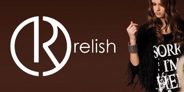 Dámské oblečení a kabelky Relish