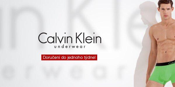 Pánské spodní prádlo Calvin Klein