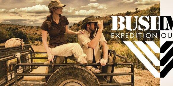 Bushman - dokonalé splynutí s přírodou
